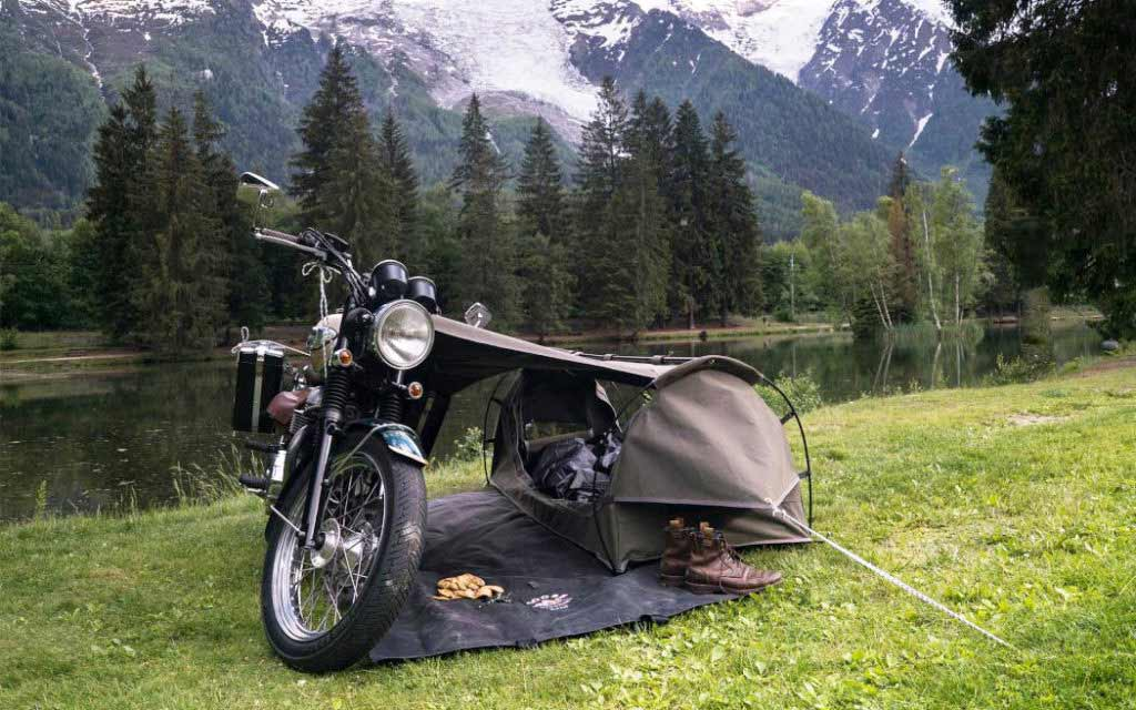best motorcycle tents 1024x640 - The Best Tents for Bikers
