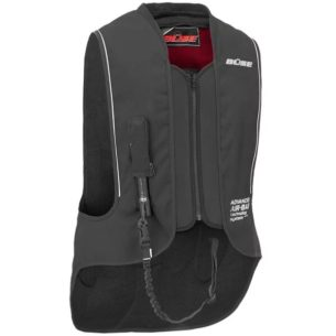 buse armour airbag vest black 305x305 - Motorcycle Airbag Options