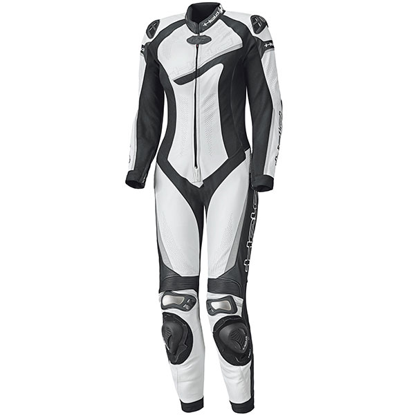 held one piece suits ayana 2 white black women - Women's Motorcycle Leathers