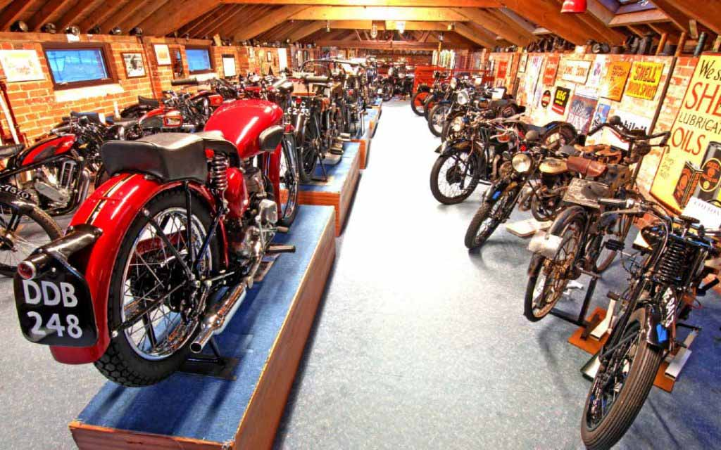 motorcycle museum uk 1 1024x640 - Motorcycle Museums in the UK