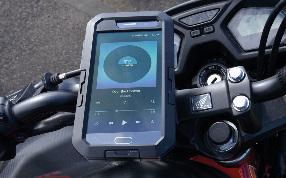 Oxford Dryphone Mobile Phone Waterproof Case Motorbike - Motorbike Phone Holders Review