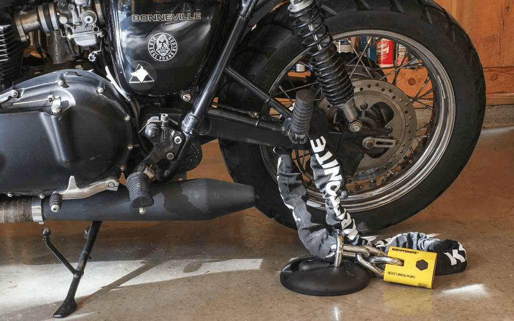 best motorcycle ground anchor 2019 - The Best Motorcycle Ground Anchors
