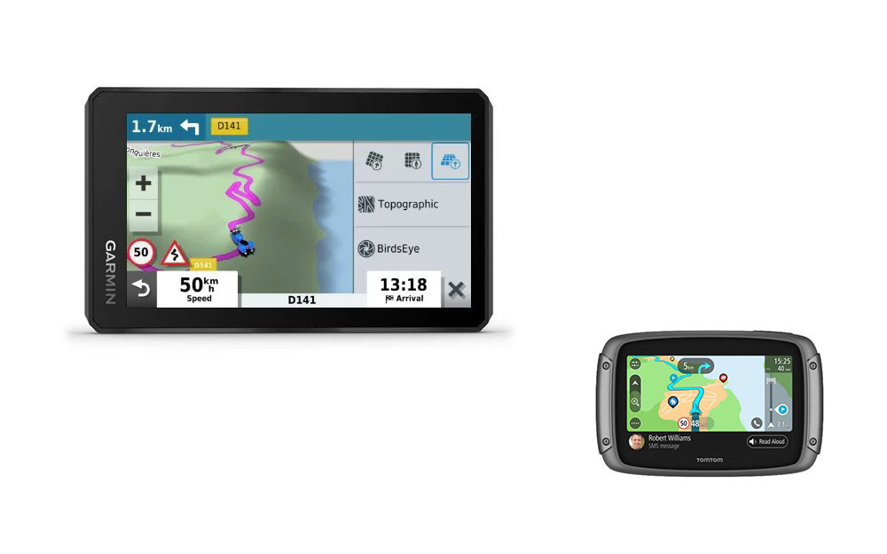 garmin zumo xt vs tomtom 550 review - Garmin Zumo XT vs TomTom Rider 550