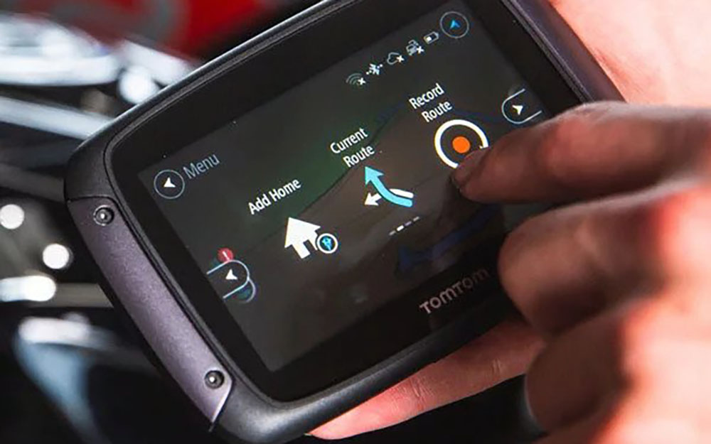 tomtom rider 50 review - Tom Tom Rider 50 review