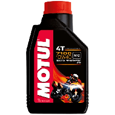 motul oil 4 stroke 7100 10w 40 ester engine oil - Honda Motorcycle Engine Oil Selector
