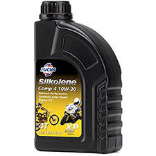 silkolene comp4 10w30 ester motorcycle engine oil - Honda Motorcycle Engine Oil Selector