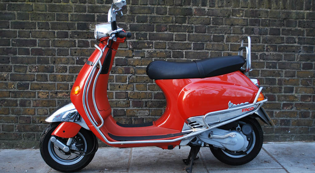 best two stroke oil vespa scooter - Best 2-Stroke Oil Guide