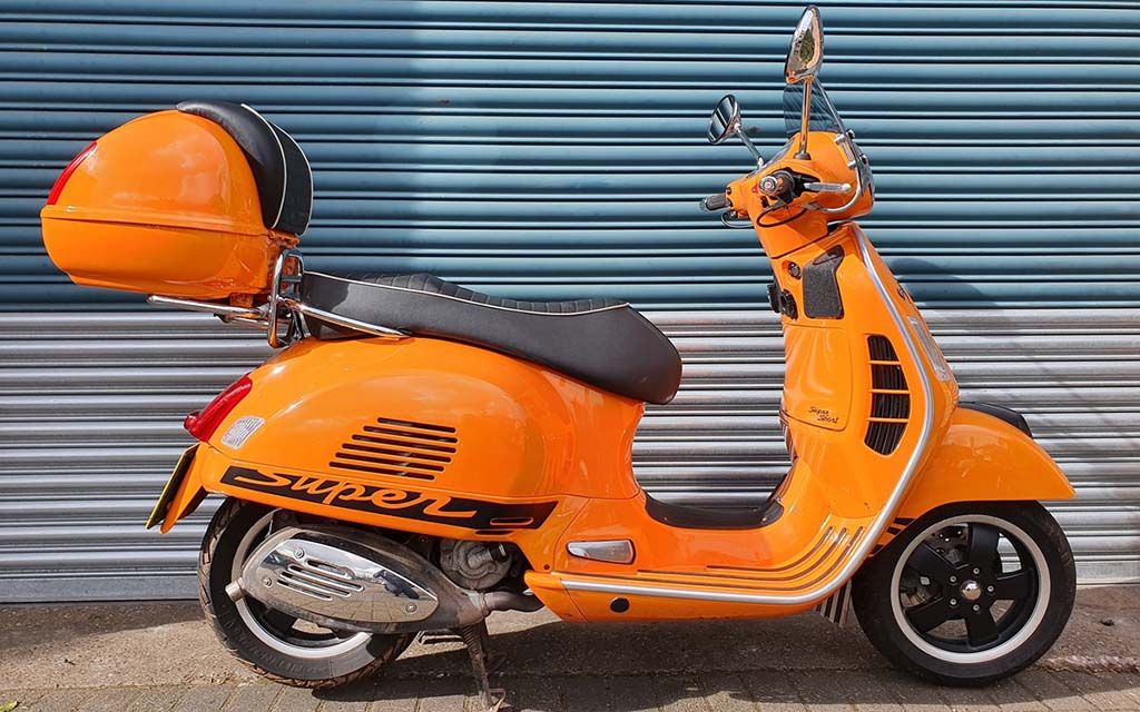 vespa oil change chart - Vespa Oil Change Chart and Guide
